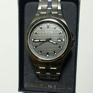 MENS CARAVELLE BY BULOVA 43B124